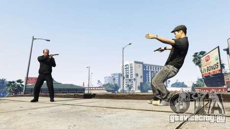 Дуэль в духе Дикого Запада v1.2 для GTA 5 второй скриншот