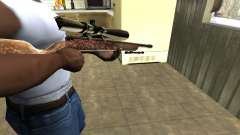Gold Sniper Rifle