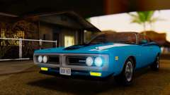 Dodge Charger Super Bee 426 Hemi (WS23) 1971 IVF для GTA San Andreas