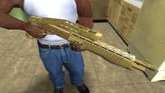 Zloty Tajfun Combat Shotgun для GTA San Andreas