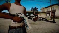 AK-47 Vulcan для GTA San Andreas