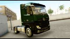 Mercedes-Benz Actros MP4 4x2 Exclusive Interior