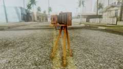 Red Dead Redemption Camera для GTA San Andreas