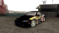 Mitsubishi Eclipse GSX NFS Prostreet для GTA San Andreas