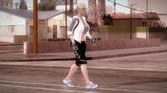 Endurance Cassie Cage from Mortal Kombat X для GTA San Andreas