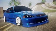 Honda Civic B.O. Yapım для GTA San Andreas