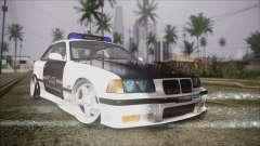 BMW M3 E36 Police для GTA San Andreas
