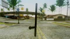 Police Baton from Silent Hill Downpour v2 для GTA San Andreas