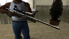 Lithy Sniper Rifle для GTA San Andreas
