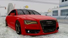 Audi A8 Turkish Edition для GTA San Andreas