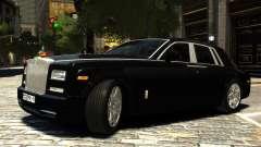 Rolls-Royce Phantom 2013 v1.0 для GTA 4