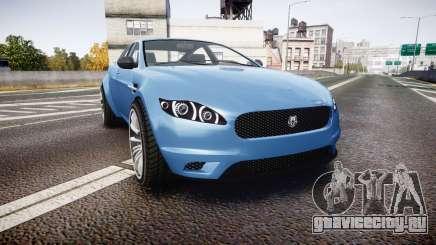 GTA V Ocelot Jackal new york plates для GTA 4