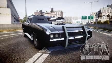 GTA V Imponte Duke O Death [HD Interior] для GTA 4