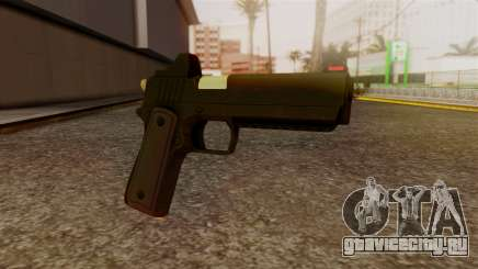 Heavy Pistol GTA 5 для GTA San Andreas
