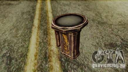 Forensic Flashligh from Silent Hill Downpour для GTA San Andreas