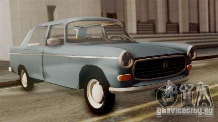 Peugeot 404 для GTA San Andreas