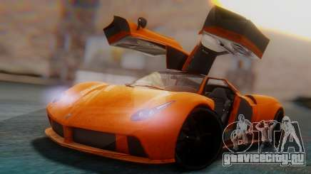 GTA 5 Pegassi Osiris SA Style для GTA San Andreas