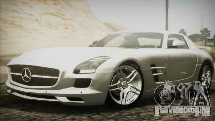 Mercedes-Benz SLS AMG 2013 для GTA San Andreas