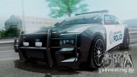 Hunter Citizen Police LS IVF для GTA San Andreas