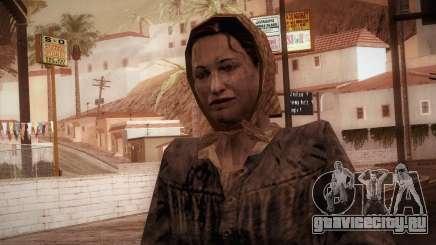RE4 Maria для GTA San Andreas