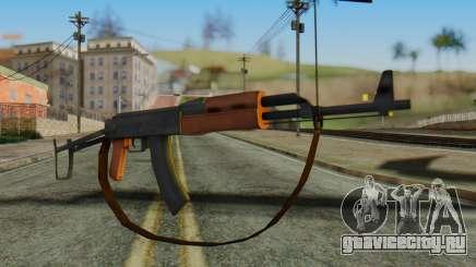 AK-47S with Strap для GTA San Andreas