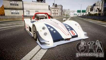 Radical SR8 RX 2011 [8] для GTA 4