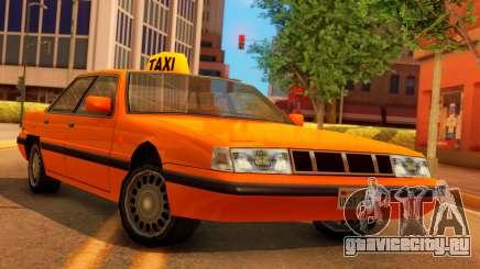 Taxi Intruder для GTA San Andreas