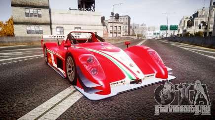 Radical SR8 RX 2011 [6] для GTA 4
