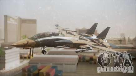 F-14D AC6 Halloween для GTA San Andreas