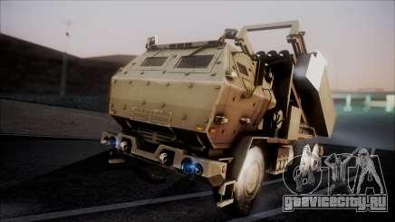 M142 HIMARS Desert Camo для GTA San Andreas
