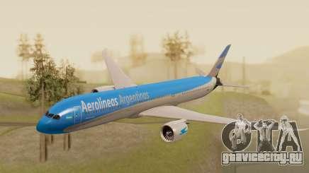Boening 737 Argentina Airlines для GTA San Andreas