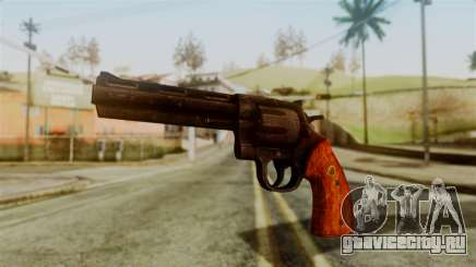 Colt Revolver from Silent Hill Downpour v2 для GTA San Andreas