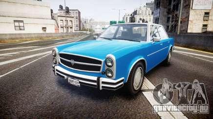 GTA V Benefactor Glendale для GTA 4