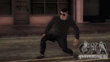 Skin1 from DLC Gotten Gaings для GTA San Andreas
