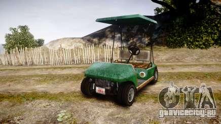 GTA V Nagasaki Caddy для GTA 4
