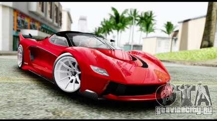 Grotti Turismo RXX-K v2.0 для GTA San Andreas