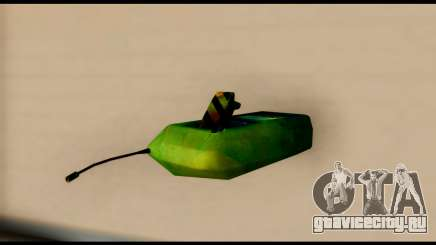 Brasileiro Bomb Detonator для GTA San Andreas