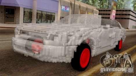 Kerdi Design Washington Crystals для GTA San Andreas вид справа
