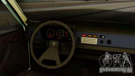 Dacia 1310 для GTA San Andreas вид сзади слева