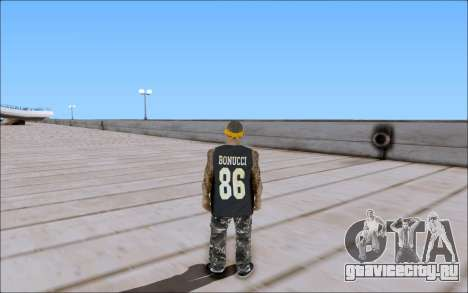 Los Santos Vagos Skin Pack для GTA San Andreas четвёртый скриншот