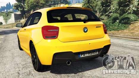 BMW M135i (F21) 2013 для GTA 5