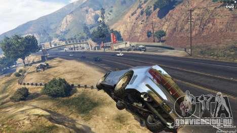 Spontaneous Chaos 0.08 для GTA 5 второй скриншот