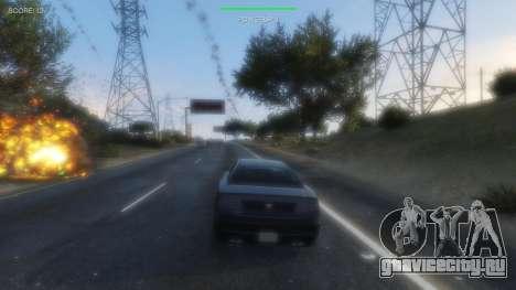 Helo Insurgent V для GTA 5 шестой скриншот