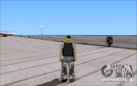 Los Santos Vagos Skin Pack для GTA San Andreas шестой скриншот