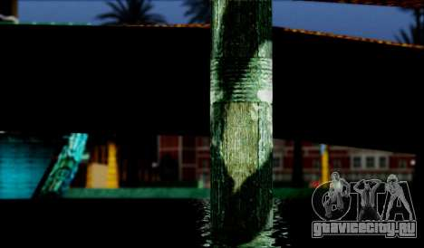 KISEKI Graphics Final Version для GTA San Andreas шестой скриншот