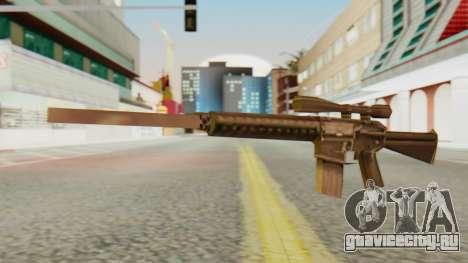 SR-25 SA Style для GTA San Andreas
