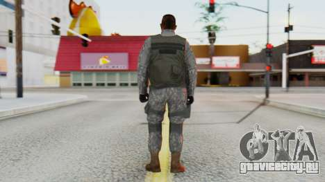 [GTA5] BlackOps1 Army Skin для GTA San Andreas третий скриншот