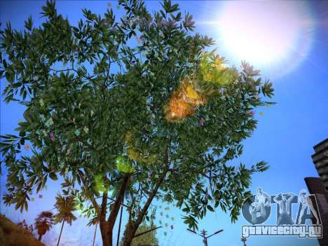 ENB Series Extreme 4.0 для GTA San Andreas второй скриншот