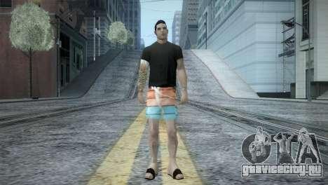 Beach Bum Vmaff1 для GTA San Andreas второй скриншот