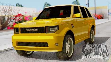 Nulander Kurai для GTA San Andreas